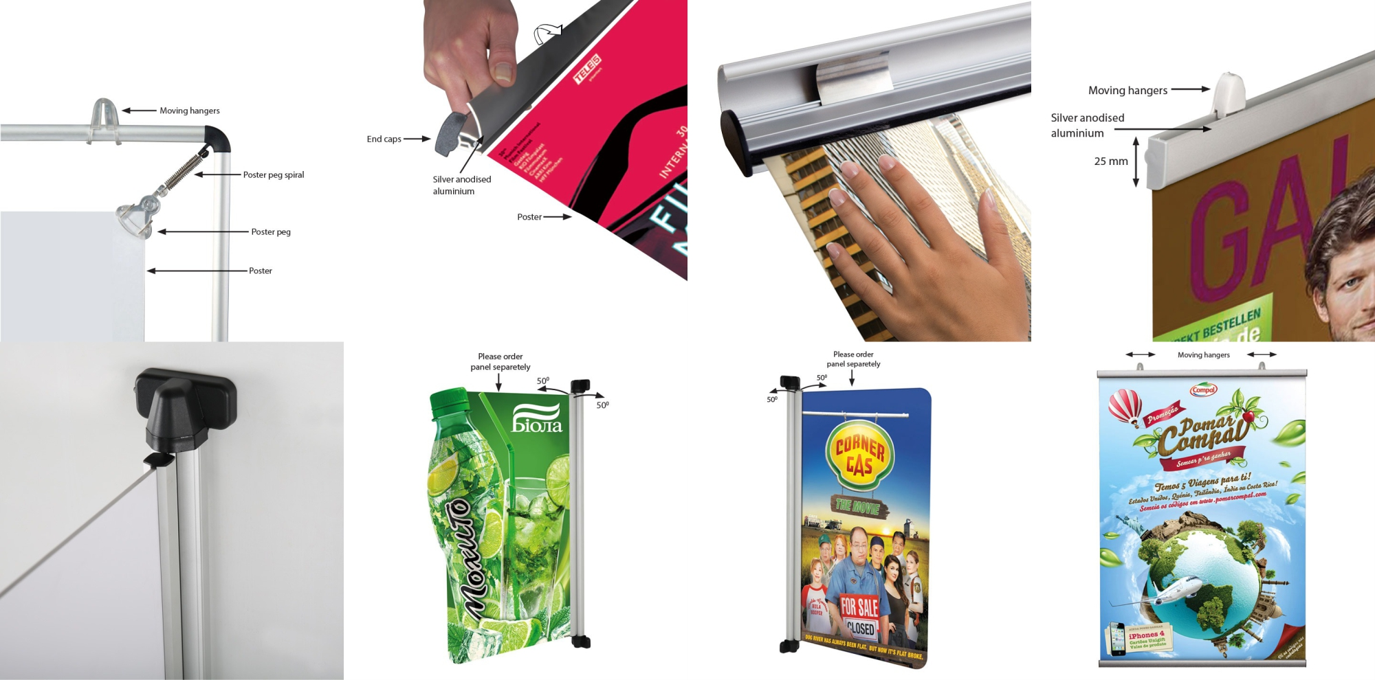 Poster Holders<br /><a href='#parallax-expo-4' class='btn btn-skin btn-slide' id='btn-scroll'>Learn More</a>
